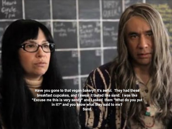 Portlandia. Our favorite characters. The Feminist ...