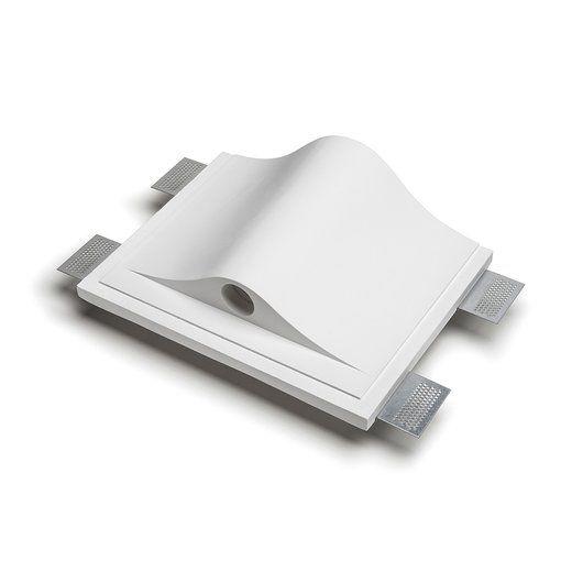 9010- 9010 Vele 2446 Plaster In Recessed Wall Light Plaster-in Lighting  Darklight Design   Lighting Design & Supply