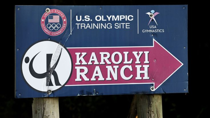 Texas governor wants Rangers to investigate Karolyi Ranch
