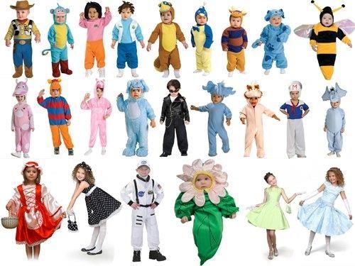 Новогодний детский костюм прокат