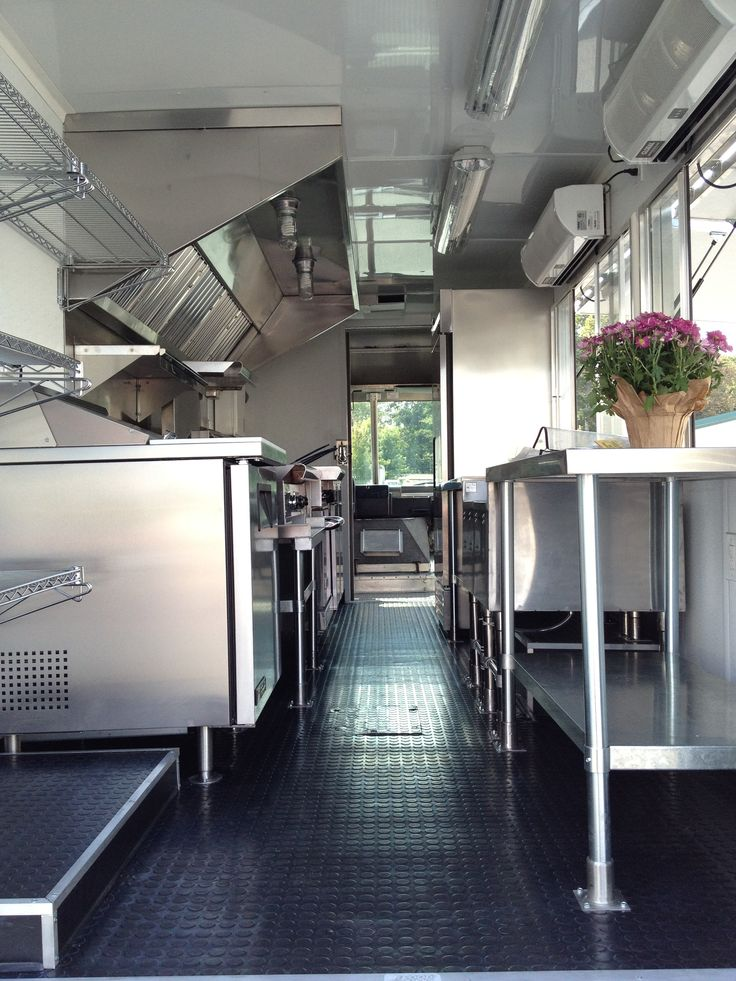 25 best ideas about food truck interior on pinterest - Cuisine mobile occasion ...