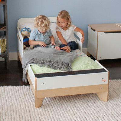 Little Modern Convertible Toddler Bed