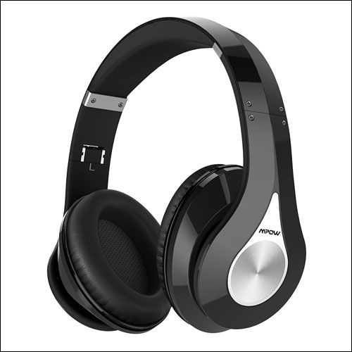 Mpow DJ Wireless Headphones - Searching for the best DJ Headphone? Take a look for while buying best DJ Headphones and then buy the best headphones for DJ from amazon.