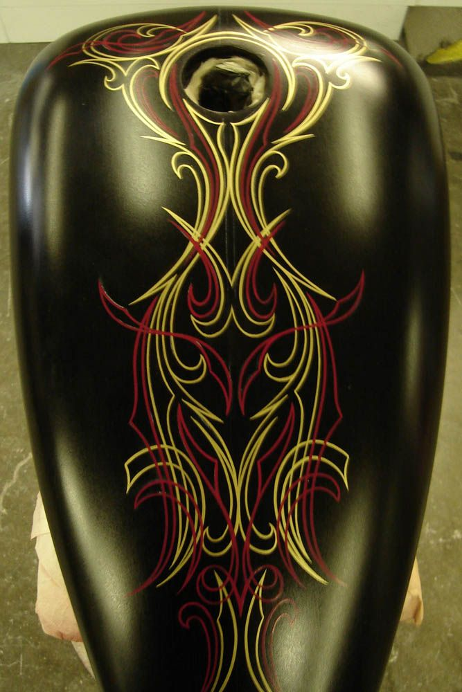 Pinstriping Flame Designs - Bing Images