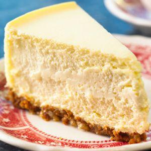 Creamy Yogurt Cheese Cake