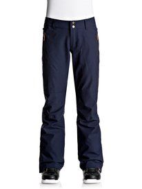 roxy, Cabin Snow Pants, PEACOAT (btn0)