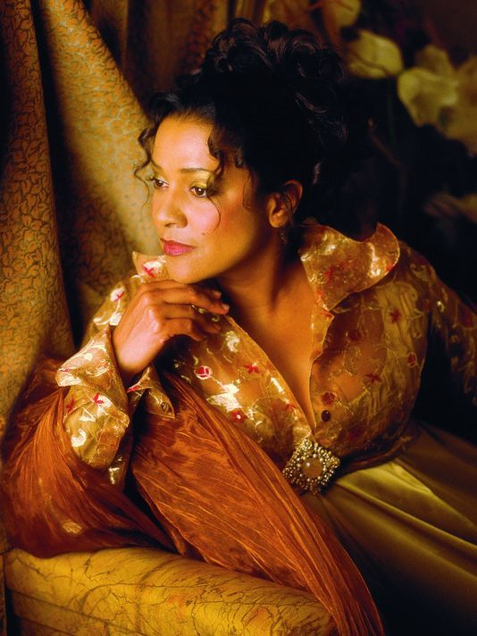 Kathleen Battle | Kathleen Battle stars in Eastman's 'Underground Railroad'