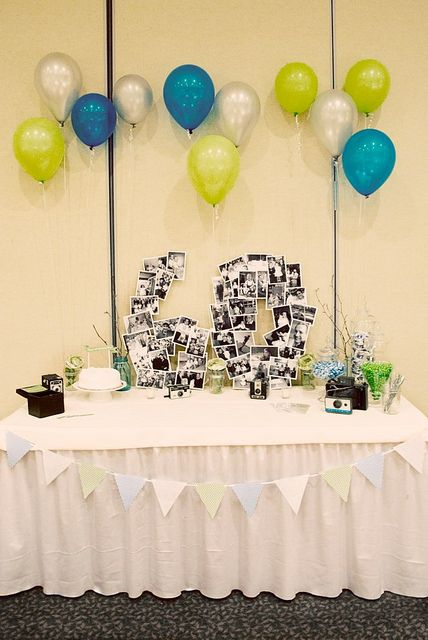 69 best images about 60th birthday party favors and ideas for 60th party decoration ideas
