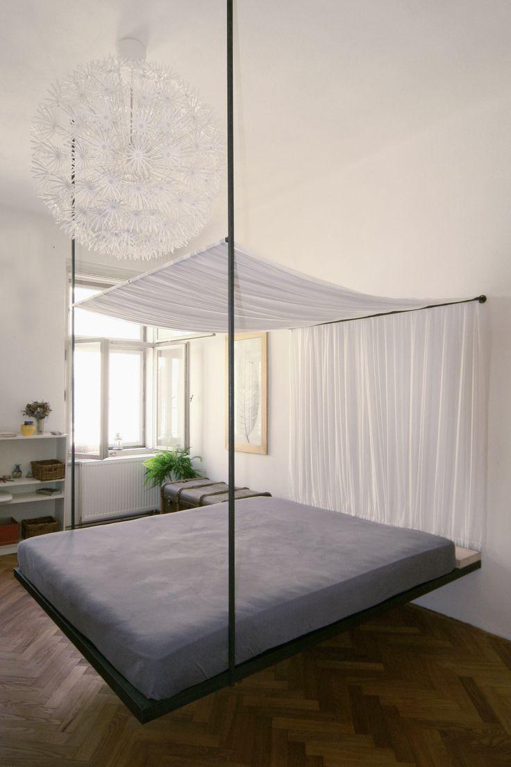 létající postel