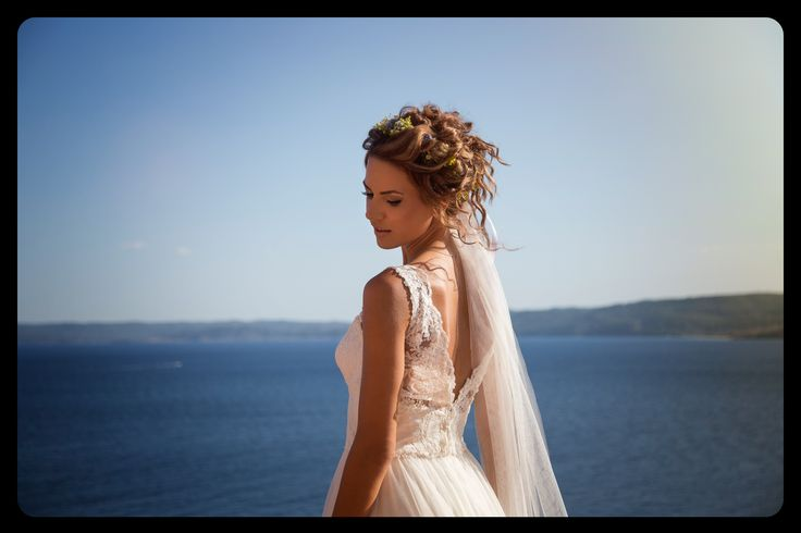 Wedding Day #wedding #weddingday #weddingdress  #bride #sea