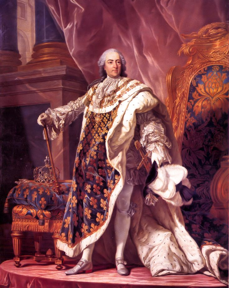 Louis XV of France | Until he reached maturity in 1723, his kingdom was ruled by Philippe II, Duke of Orléans as Regent of France; the duke was his maternal great-uncle, as well as first cousin twice removed patrilineally. Cardinal Fleury was his chief minister from 1726 until the Cardinal's death in 1743, at which time the young king took sole control of the kingdom.