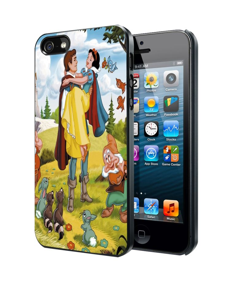 Disney Snow White Story Samsung Galaxy S3/ S4 case, iPhone 4/4S / 5/ 5s/ 5c case, iPod Touch 4 / 5 case