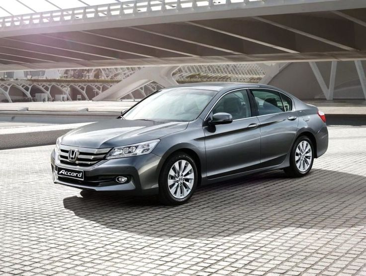 2017 Honda Accord Grey Hd Wallpaper