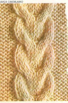 Netelu Artes: Tranças em tricô                                                                                                                                                      Mais