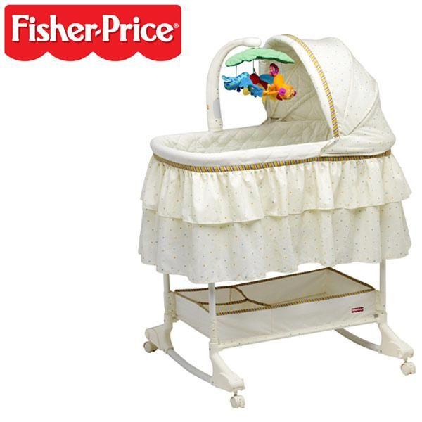 fisher price my little lamb bassinet manual