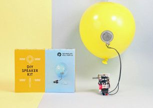 Build your very own Y-Axis Yellow DIY Gamer Kit from scratch!  This special edition kit comes with bright yellow acrylic, a matching yellow LED screen…