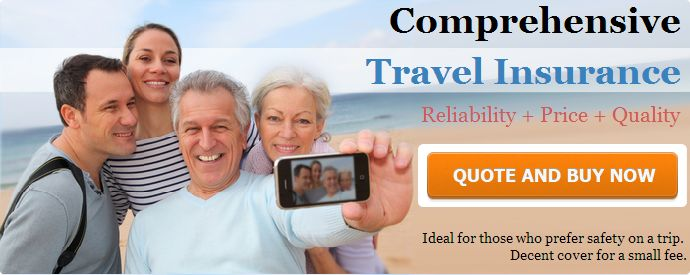 #Comprehensive #Travel #Insurance - Selected by 80% of Average Travellers. All Essentials Covered - From £16.96