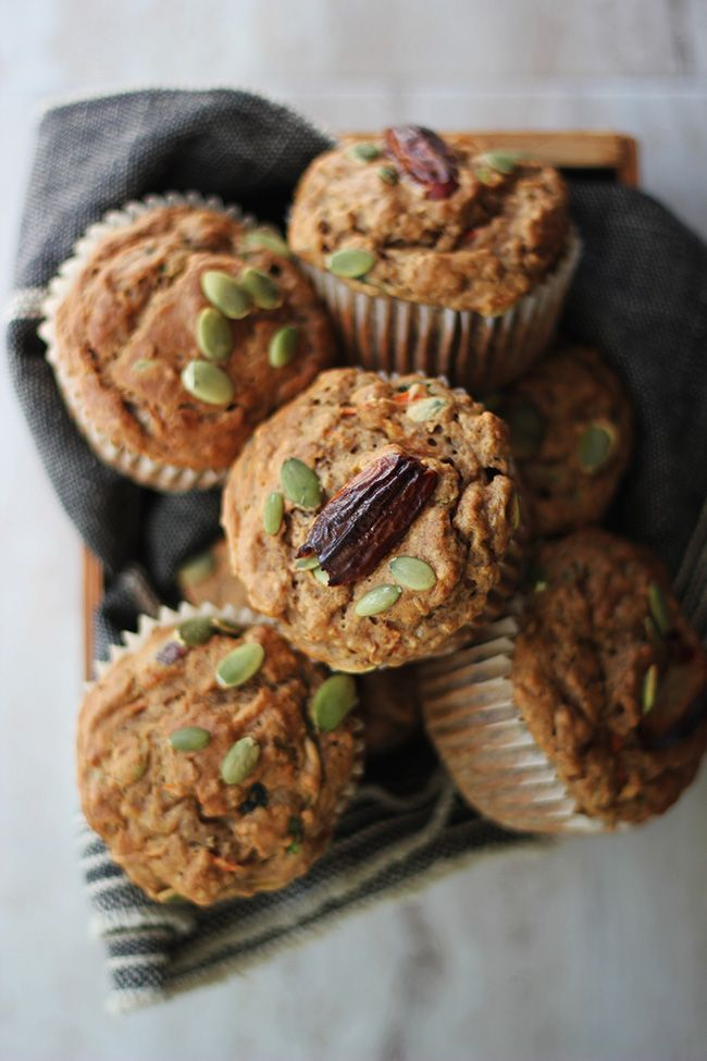 Balanced Breakfast Muffins