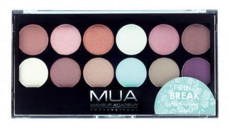 MUA Spring Break Collection 2015
