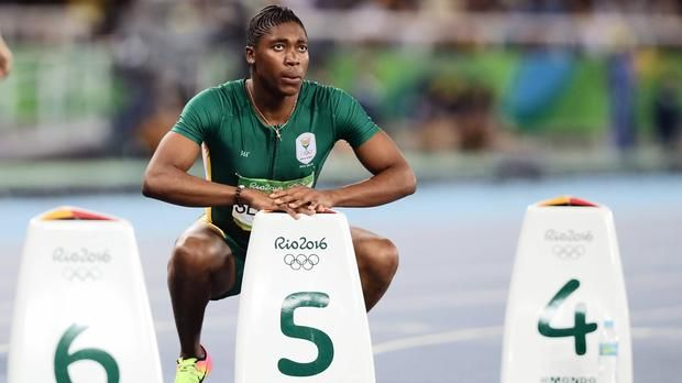 Experience the key to good form, says Caster Semenya