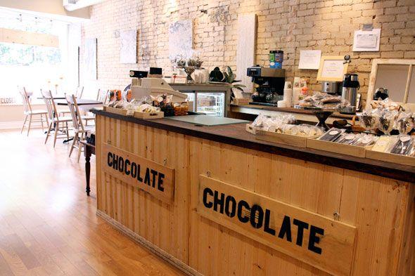 The Chocolateria - Roncesvalles