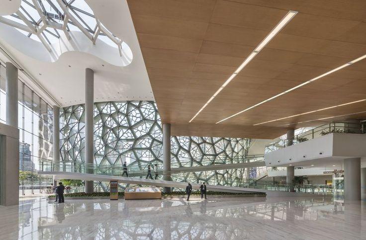 New Shanghai Natural History Museum, Shanghai, 2015 - Perkins+Will #Shanghai #DesignShanghai