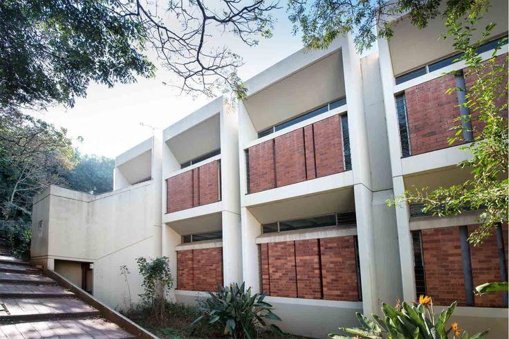 UNIVERSITY RESIDENCES University Of Kwazulu-Natal, Howard College Campus, Mazisi Kunene Rd, Hallen & Dibb, 1966-68