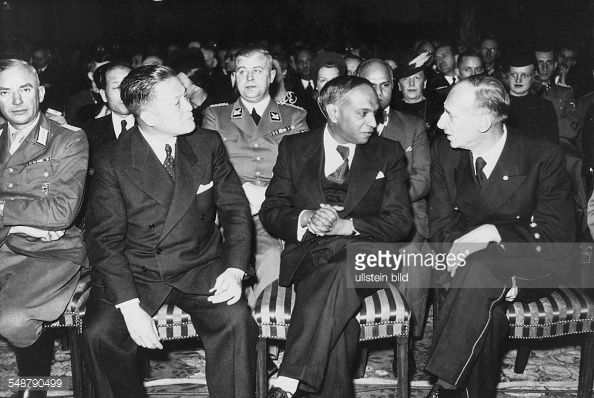 News Photo : Ceremony of the Organisation Azad Hind in Berlin;...