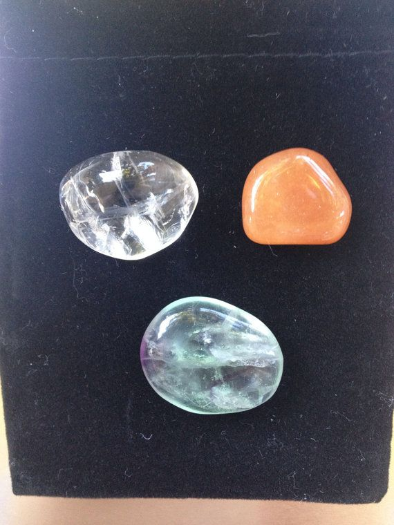 Focus Crystals Kit with Glass by ChasingtheDragonfly on Etsy, $11.00