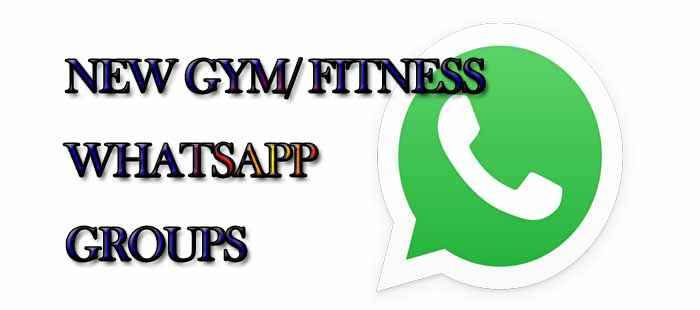 Fitness/Gym WhatsApp Group link - WhatsApp Group Join Link - PE
