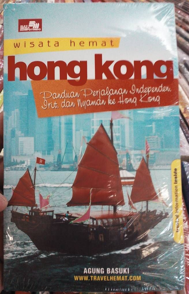 """""""Wisata Hemat Hongkong"""" Agung Basuki #buku #sewabuku #perpustakaan"""