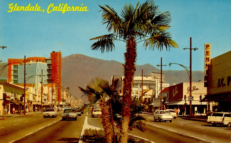 vintage glendale california - Google Search