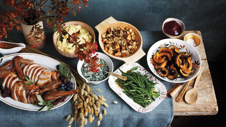 Martha Stewarts Tips For Hosting Your First Thanksgiving Dinner