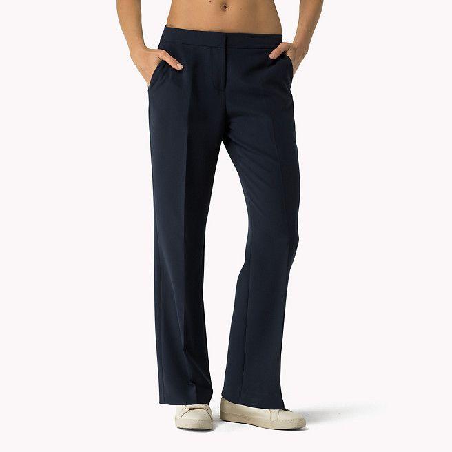 Tommy Hilfiger Cropped Pant - navy blazer (Blue) - 129,00