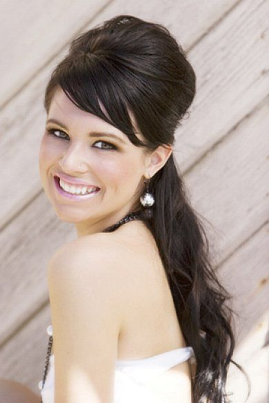 Wedding-easy-updo-hairstyles-with-side-bangs-for-long-hair.jpg (390×585)