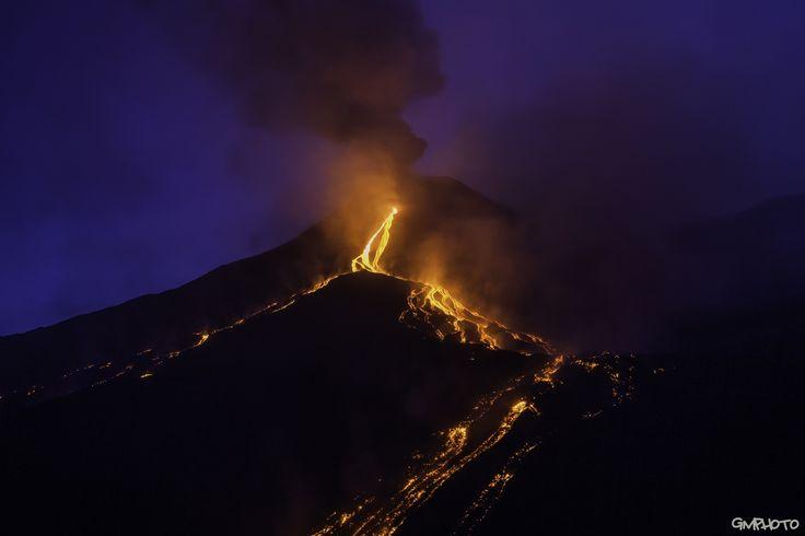 Lava Flow by Gaetano Manitta on 500px