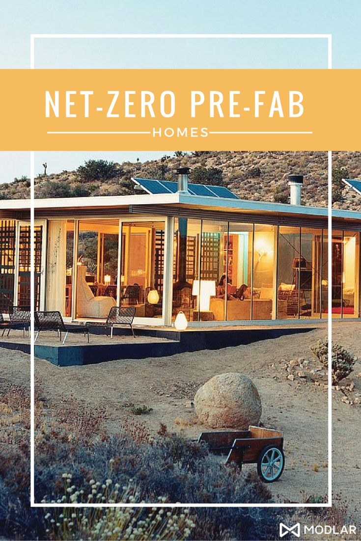 House design zero - Net Zero Pre Fab Homes That Blend Affordability Consumer Appeal And Design Excellence