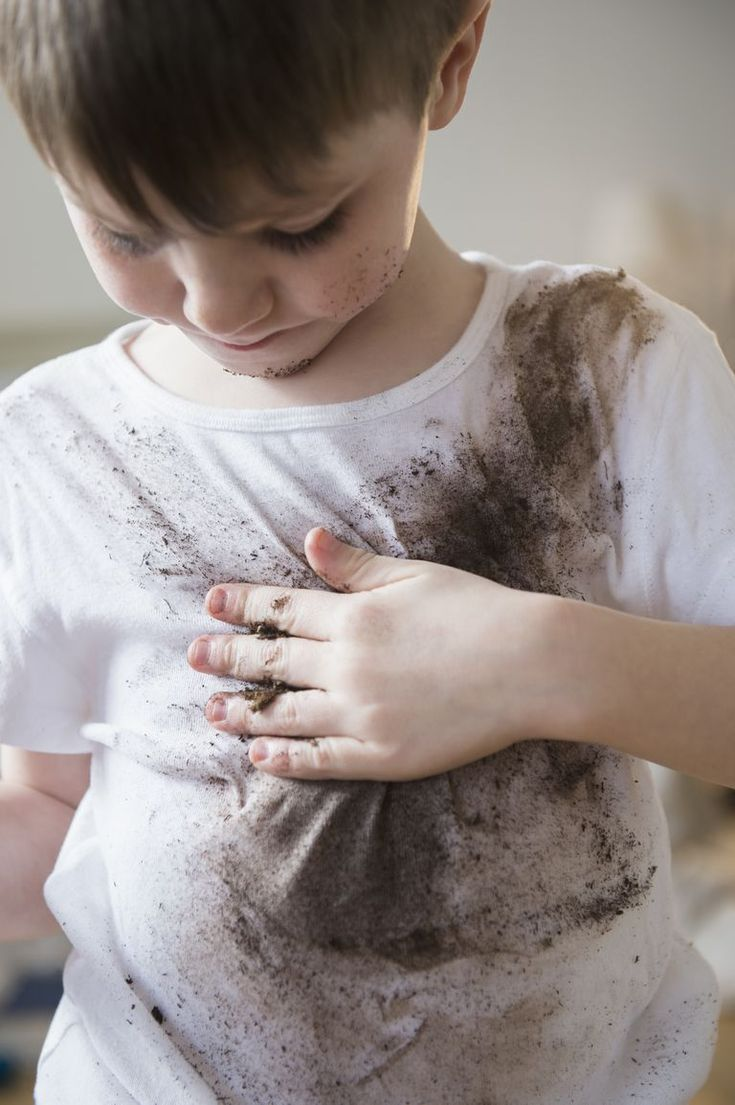Get Stains Out Of Your Clothes With Common Household Items