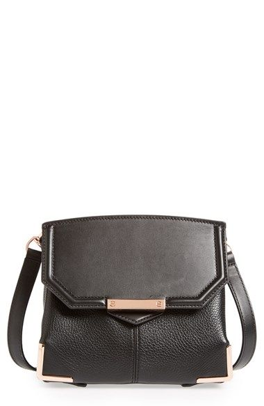 Alexander Wang 'Marion Prisma' Leather Crossbody Bag available at #Nordstrom