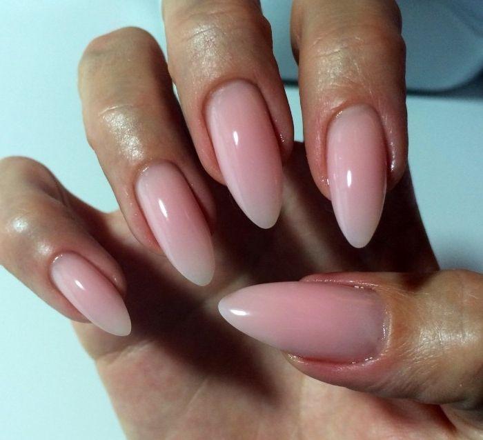 Nails Pink Beauty Hand Tumblr Cute Acrylic Nails Long Nails Fake Nails