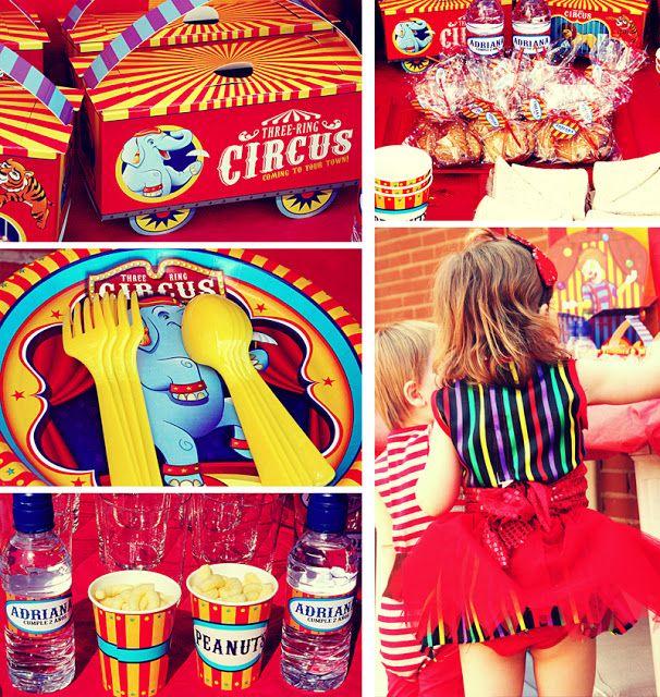 by Hadas Y Cuscus martes post circus party http://www.hadasycuscus.es