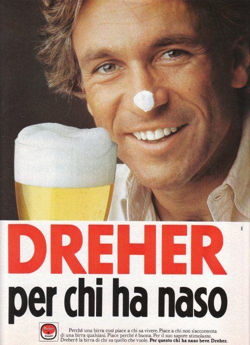 1976 birra dreher #beer
