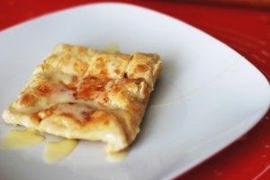 Thai Pancakes With Banana Roti Kluay