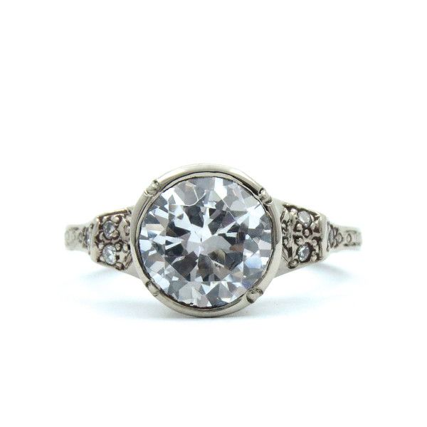 Pronounced with a #French accent, #l'empire #ring consists ...
