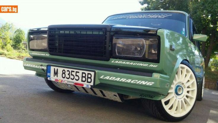 Lada 1200 1300 racing custom
