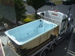 64 best images about swim spas hmmm on pinterest - How much is an endless pool swim spa ...