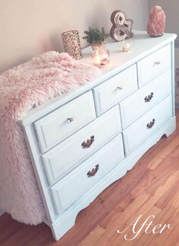 Diy White Dresser Under 100 Dresser Dresser As