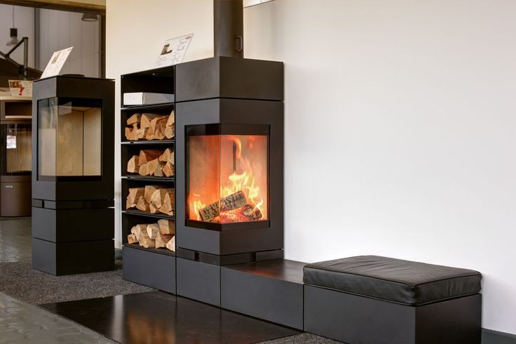 1000 images about wood burning stove on pinterest stove fireplaces and contemporary wood. Black Bedroom Furniture Sets. Home Design Ideas