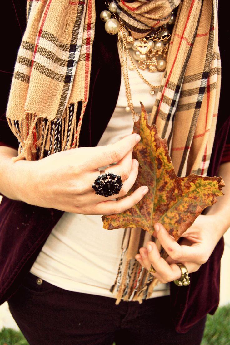 Burberry sjaal