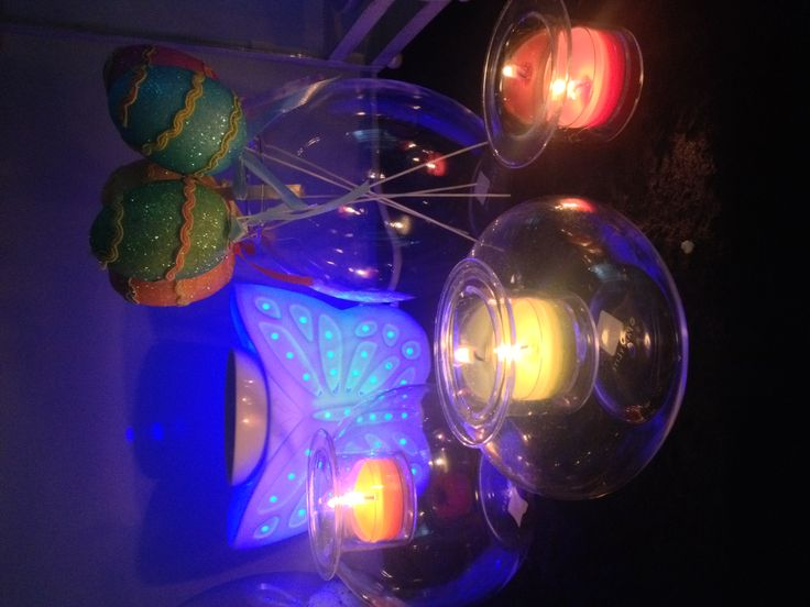 Our Gorgeous Colour Changing Butterfly Electric Melt Warmer !  Feat. With Clearly Creative Eclectic Trio